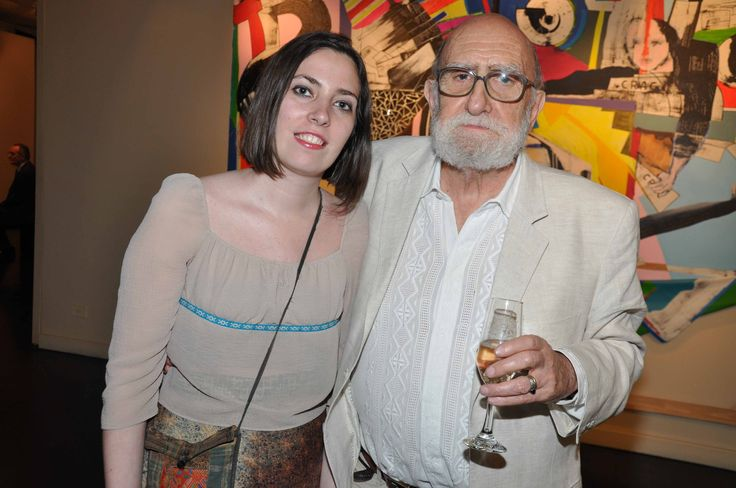 Ana Clara Diquattro y Luis Felipe Yuyo Noé.