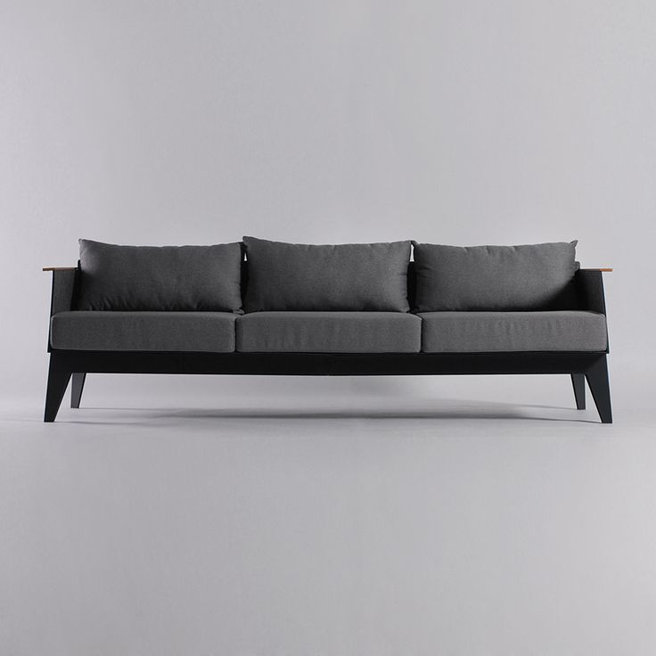 E8 sofa by Ukrainian design bureau ODESD2. Designer: Nikita Bukoros.