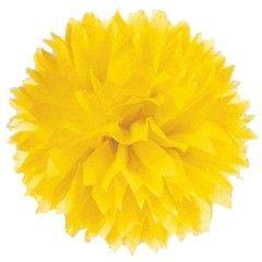 Πομ πομ - Κίτρινο pom pom - sweebies