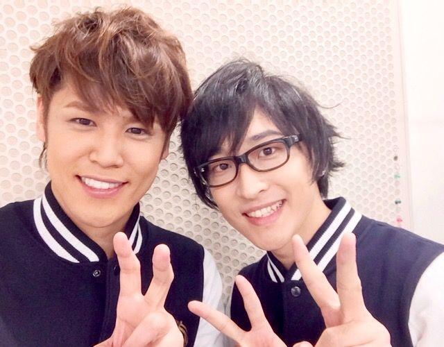 Miyano Mamoru and Terashima Takuma