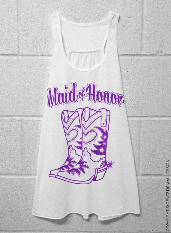 31 besten Cowgirl Boots Maid of Honor Collection Bilder auf ...