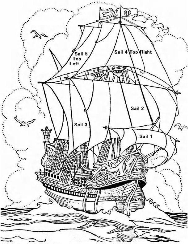 pirate ship sail template - 17 best images about pirate party on pinterest disney