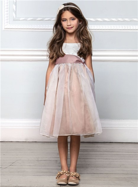 17 best images about meg 39 s dress on pinterest children for Dusky pink wedding dress