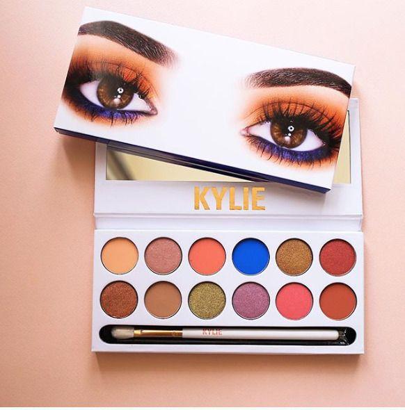 Royal Peach Palette   Kylie Cosmetics  Kylie Cosmetics- ready to ship #KylieCosmetics