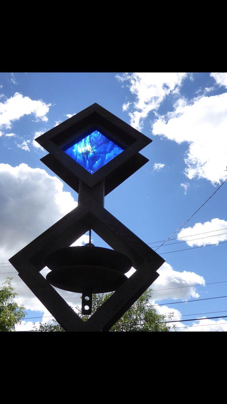 (11-2016) Thema: Reflectie. Kunst in Bozeman (USA)