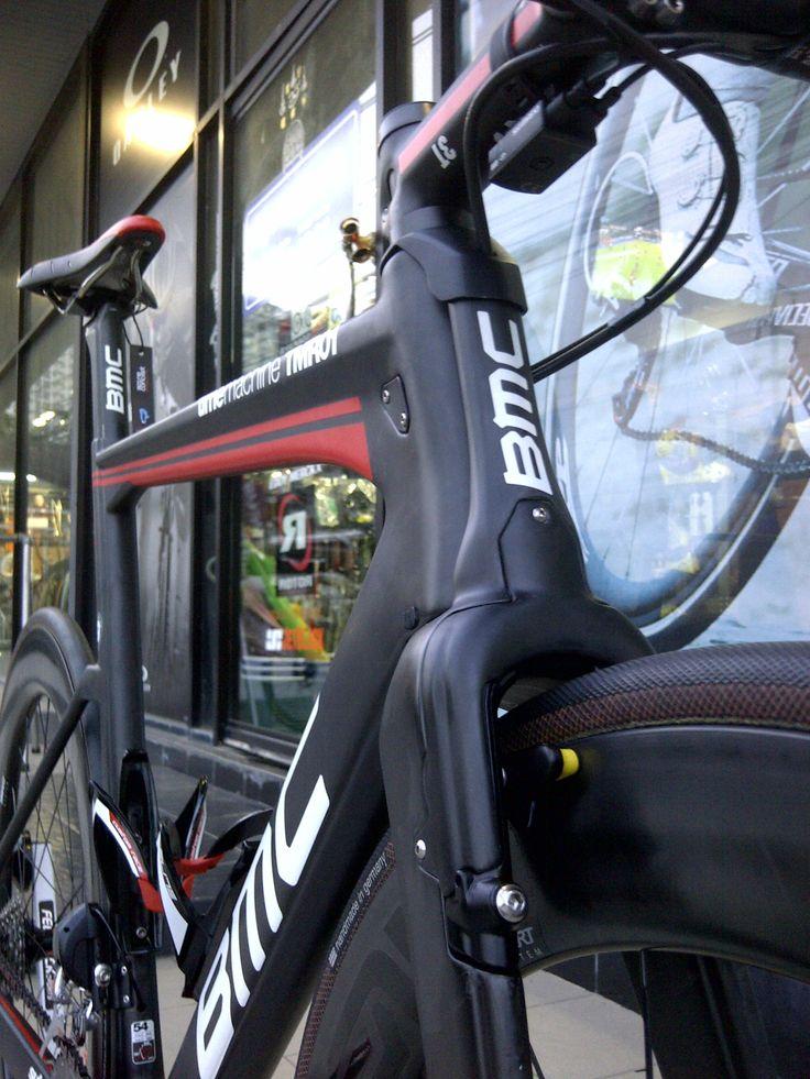BMC TimeMachine TMR01 Frameset #BMC #cyclesquare #Frameset #bike #bicycle