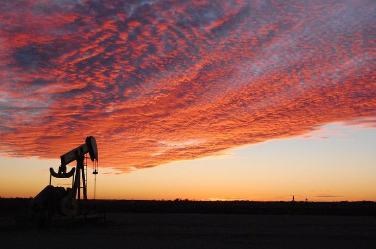 Lubbock, TX sunset