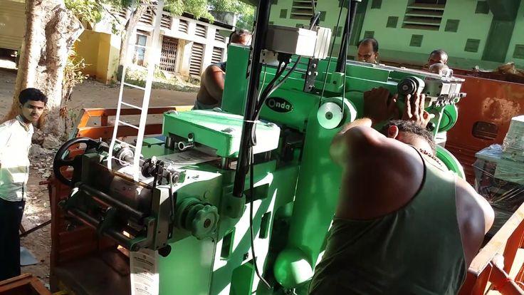 ONDA LABEL PRINTING MACHINE offered by MK PRINTECS MACHINERY, sivakasi, ...