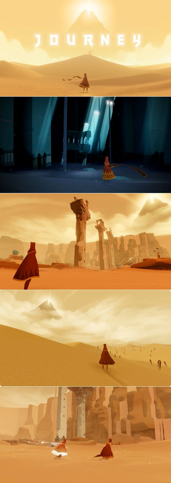 Beautiful images from Journey