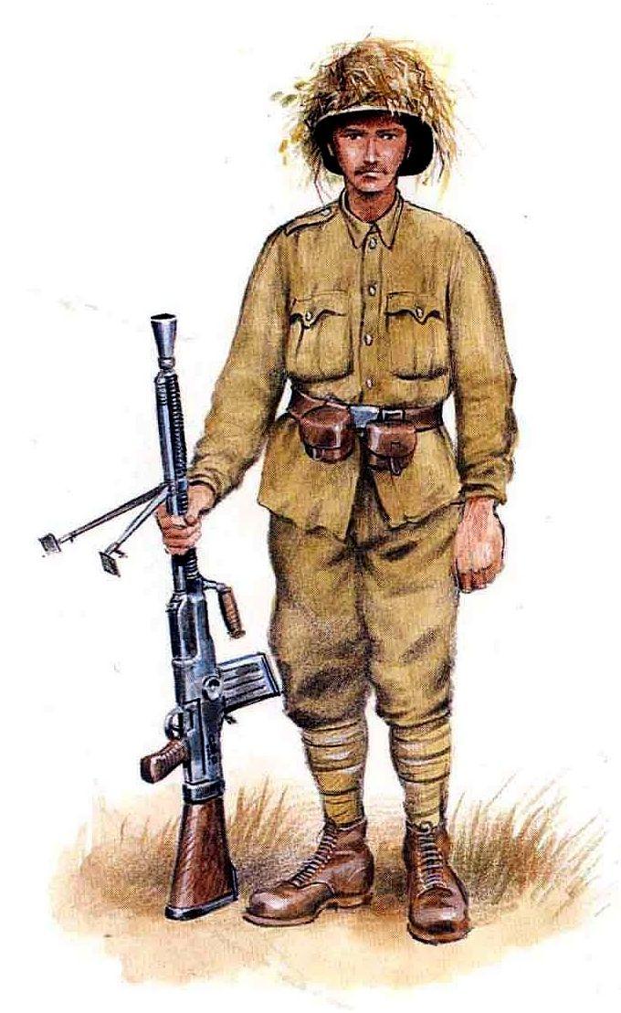 Romanian infantry, Kuban 1941 - pin by Paolo Marzioli