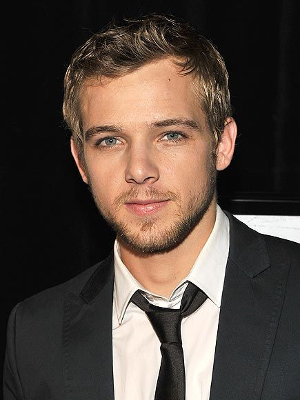max thieriot as travis in the forest of hands and teeth.