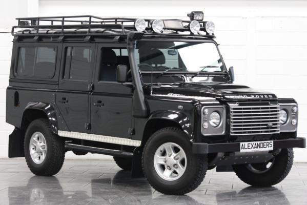 Land Rover Defender 110 XS 2.4 TDCI