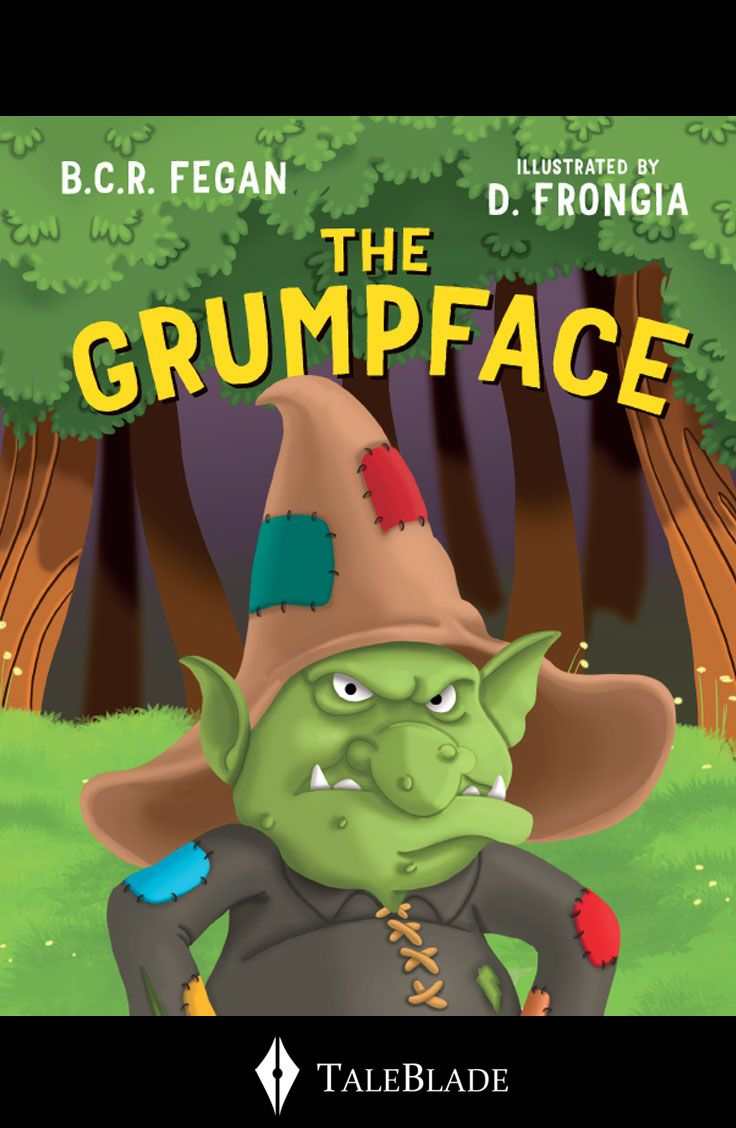 The Grumpface, is a poetic fairy-tale that tells the story of Dan, an inventor who ventures into a forest looking for a rose. Instead hefinds the mysterious Grumpface who threatens to hold him captive unless he passes some difficult challenges. What follows is a humorous adventure that neither Dan nor the Grumpface could have anticipated.