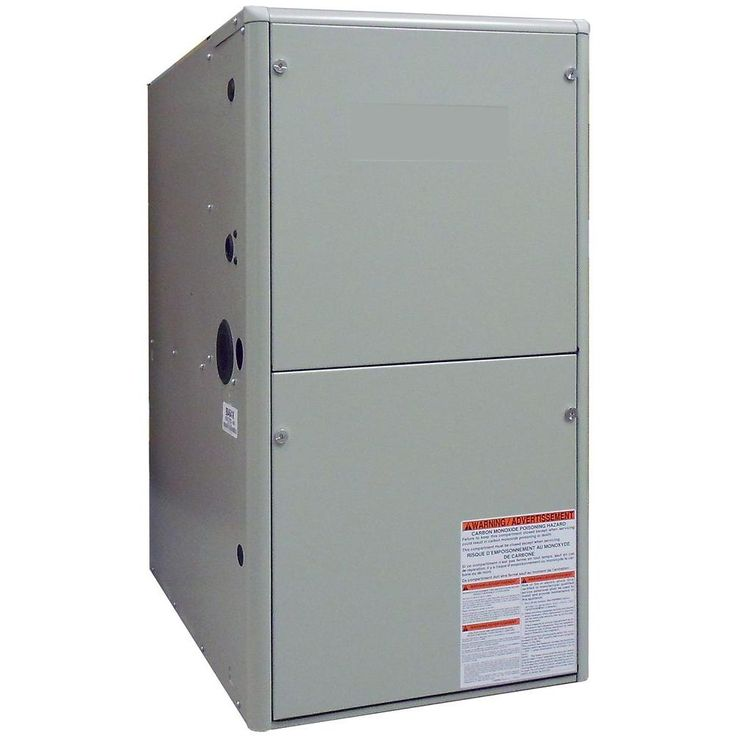 80% Afue 126,000 BTU Upflow/Horizontal Residential Natural Gas Furnace