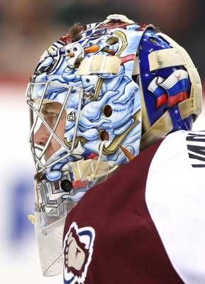 Semyon Varlamov - Colorado Avalanche