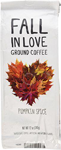1 X Fall In Love Ground Coffee - Pumpkin Spice 12 oz. Fal... https://www.amazon.com/dp/B009FMSH3Q/ref=cm_sw_r_pi_dp_81XtxbP4ERVDY