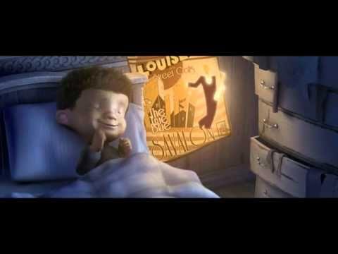 Dream Giver (El duende de los sueños) - El sueño de un niño en una noche de normal se convierte en una terrible pesadilla cuando su libro  de mitología antigua toma vida. Excelente cortometraje que mezcla animación en tres dimensiones con dibujos animados tradicionales. Creado por la Brigham Young University's Center for Animation.