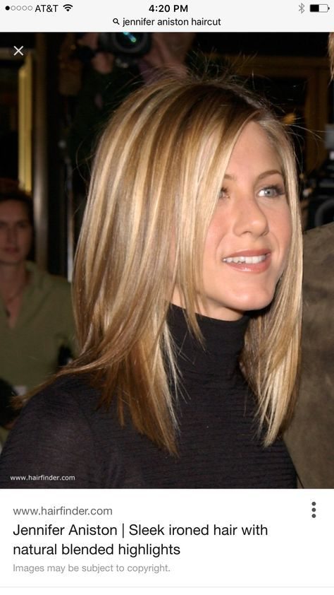 31+ Trendy Ideas For Hair Cuts Shoulder Length Layers Jennifer Aniston