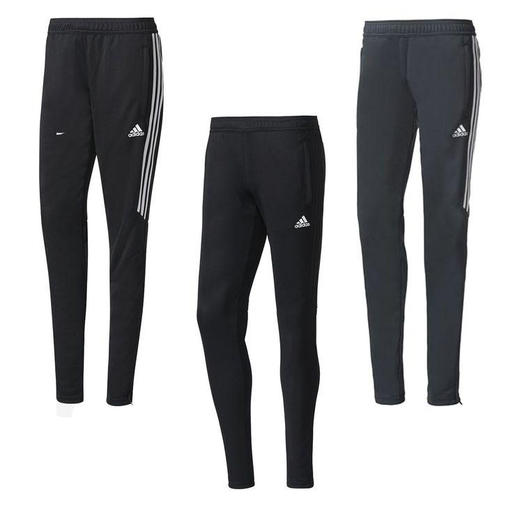 Adidas Tiro 17 Women's Training Pants Climacool / Soccer 3 Colors S / M / L