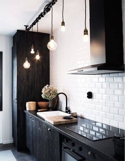 Home Décor- love these lights! #renovation #inspiration #home
