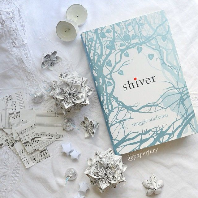 Shiver by Maggie Stiefvater via @paperfury on Bookstagram / Instagram