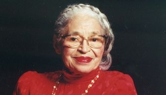 Our Woman of the Day features Rosa Parks, the civil rights activist whose refusal to give up her seat spurred the Montgomery Bus Boycott and other efforts to end segregation. #WomensHistoryMonth