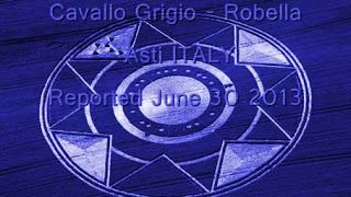 OVNIufo: sharing:::CROP CIRCLE - Cavallo Grigio - Robella - ITALY - June 30 2013 - YouTube