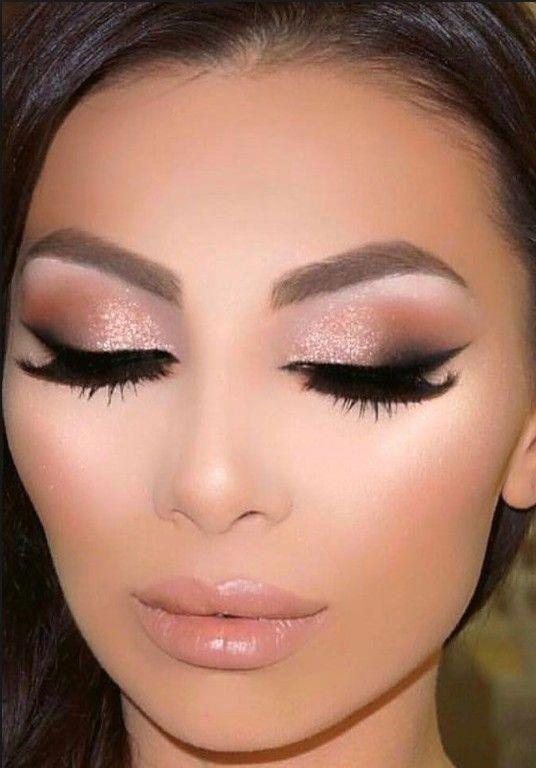 This is amazing.. #eyeshadowsmakeupideas | Beautiful Makeup Ideas in 2019 | Pinterest | Prom Makeup, Makeup and Eye Makeup