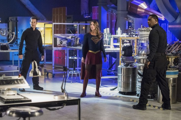 "Kara, Mon-El, and J'onn in Supergirl 2x20 ""City of Lost Children"" promo photos. I love this trio so much. |TV Shows|CW|#Supergirl photos|Season 2|Chris Wood|Melissa Benoist|David Harewood|Mon-El|Kara Danvers/Supergirl|J'onn J'onzz/Martian Manhunter|#DCTV|"
