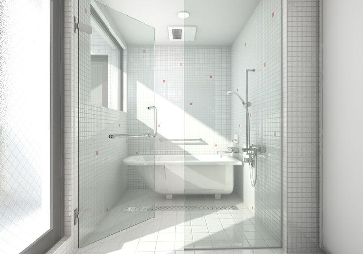 開放感とラグジュアリー感両方手に入れたい!ガラス張りのお風呂9選 B97818EBA