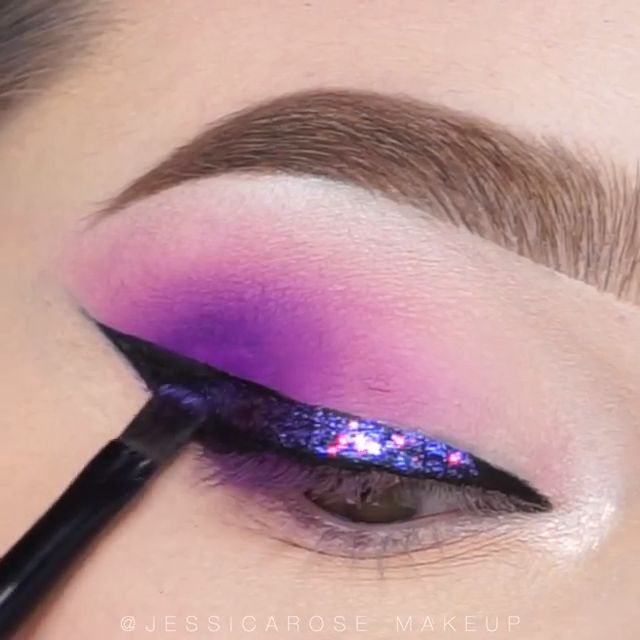 Glam Eye Make-Up Tutorials!