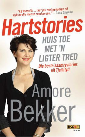 Nadine Petrick skryf 'n brief aan Amore Bekker van RSG oor Hartstories: Huis toe met 'n ligter tred.