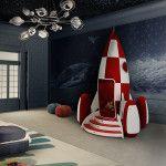 Pohádkové dětské pokoje
