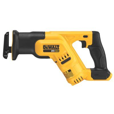 DEWALT DCS387B 20-Volt MAX* Variable Speed Cordless Reciprocating Saw