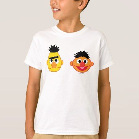 Bert & Ernie Emojis T-Shirt - tap to personalize and get yours