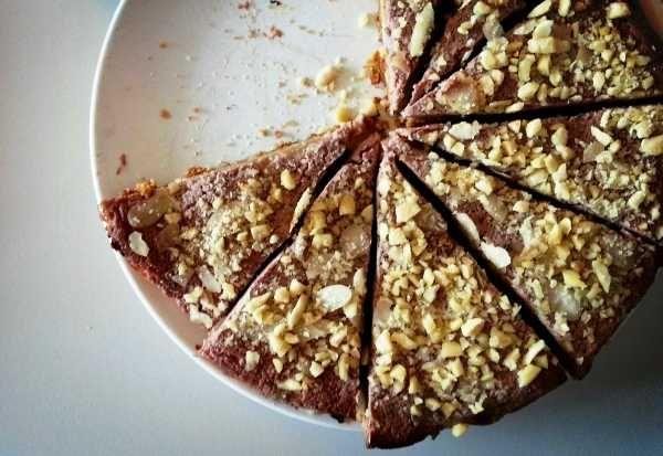 gezonde taart - ook voor ontbijt of lunch!