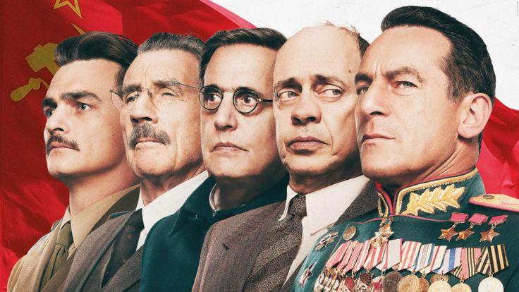 COMEDY: Stalins Tod ist zum Weglachen! Richtig schwarzer Humor, bald im Kino!  Auf dem Toronto Film Festival dieses Jahr als Liebling der Presse gefeiert, hat der Film nun endlich einen deutschen Starttermin: Concorde Filmverleih bringt die schwarze Komödie am 22. Februar 2018 in die deutschen Kinos. >>> https://www.film.tv/go/38799-pi  #Stalin #Jasonsaacs #SteveBuscemi