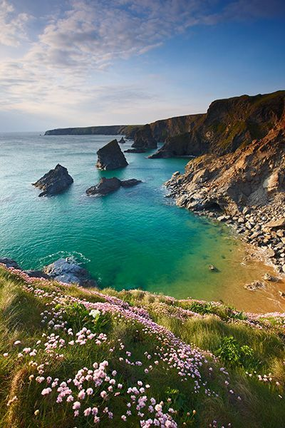 Cornwall - Spectacular scenery