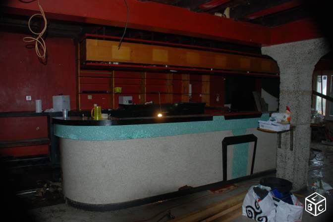 Comptoir de bar restauration h tellerie finist re for Leboncoin moselle ameublement