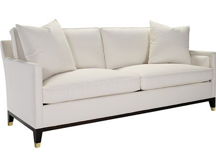 Pearson Furniture - likes this one a lot 2249-20 Serpentine Sofa