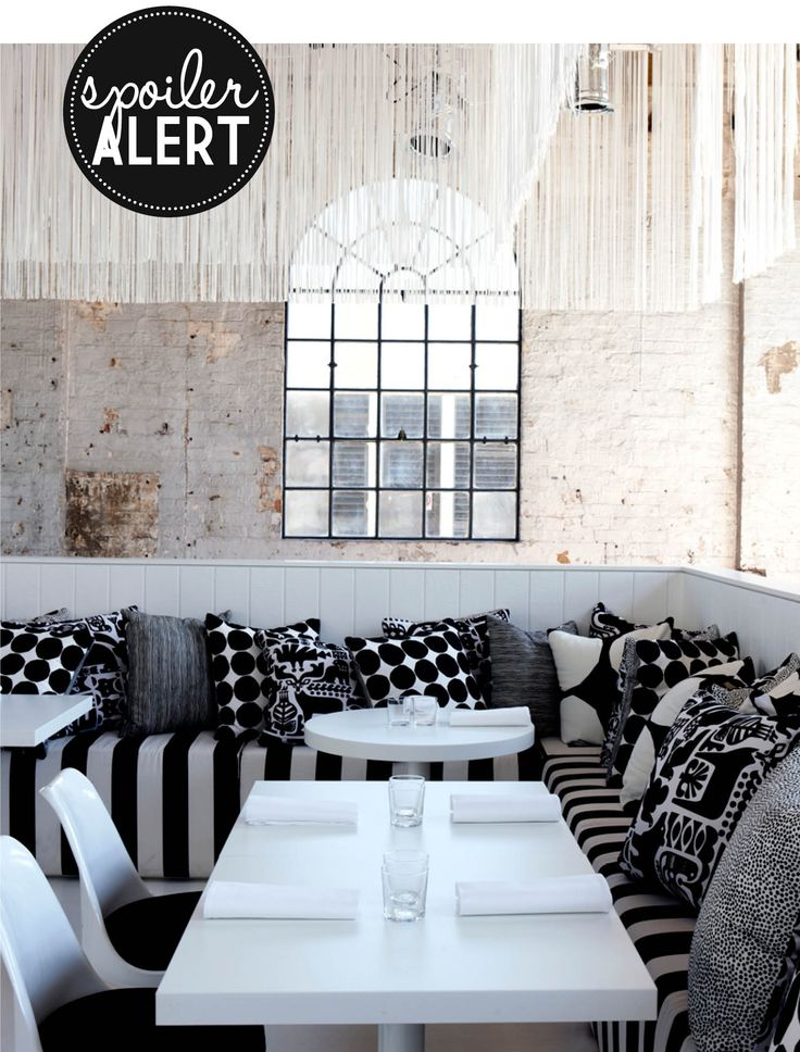 Loving This Sydney Restaurant Going Into The Next Edition Of Adore Home Magazine See It