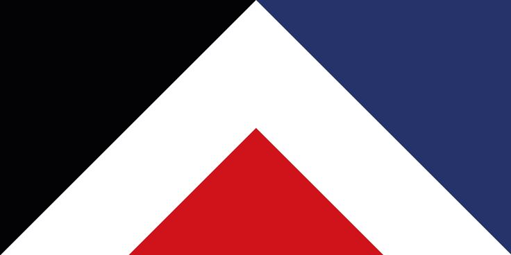 Red Peak (official alternative) by Aaron Dustin from Wellington, tagged with: Black, Blue, Red, White, History, Landscape.