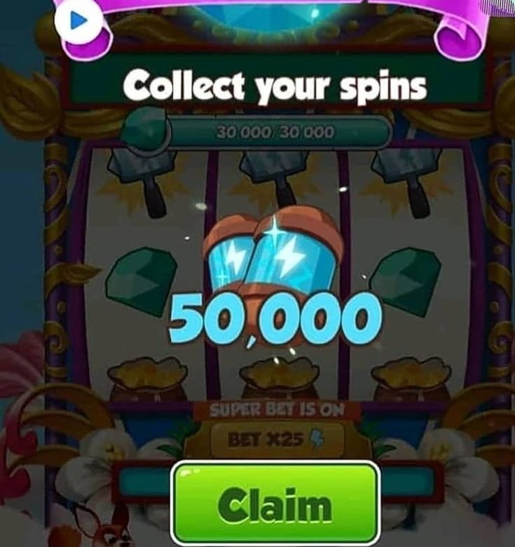 Tape And Claim Free 50000 Spins Now coinmaster free spin