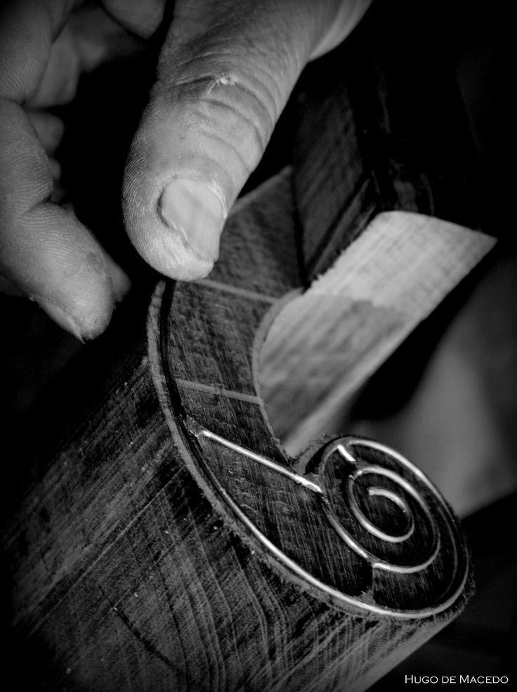 """Portuguese Guitar Luthier """"Arte da Guitarra Portuguesa"""""""