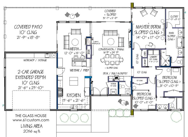 116 best House plans images on Pinterest Modern house plans