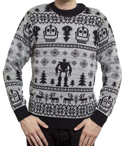 Iron Giant sweater