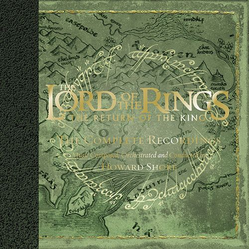 The Lord Of The Rings: The Return Of The King (The Complete Recordings) - Howard Shore