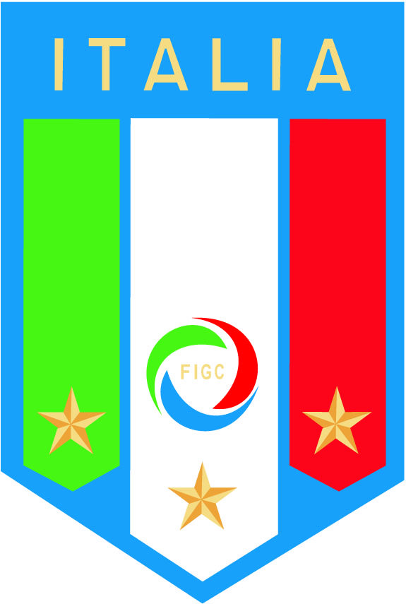 Italian Football Federation  Italy National Team Logo [EPS File]
