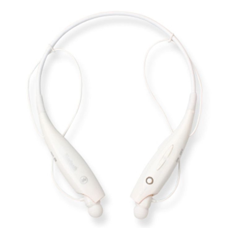 Wireless Retractable Bluetooth Headphones
