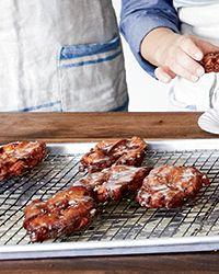 Glazed Apple Fritters Recipe on Food & Wine